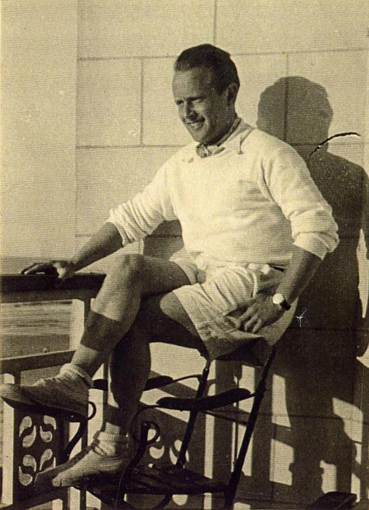 <p><strong>1930年</strong></p> <p>アラン氏の父である、3代目エリック・ブリューワー氏。この年に、ブリューワーに入社した。</p>