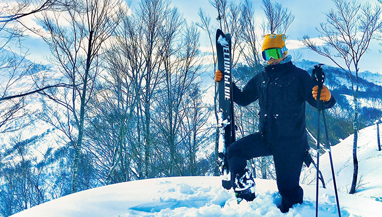【ゲレンデスナップ】お洒落な「大人」のスキーウェアは今どんな感じ?