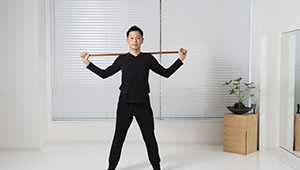 やれば必ず身体が応えてくれる「棒トレ」【今からでも遅くない肉体改造計画】