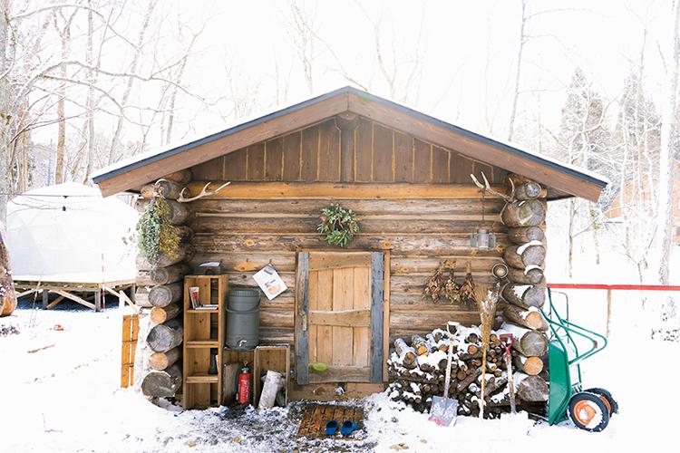 本場フィンランド式「The Sauna」