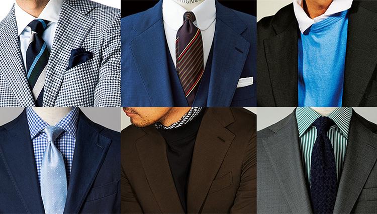 3月に人気だった「スーツ&ジャケットの胸元」BEST10はコレだ!