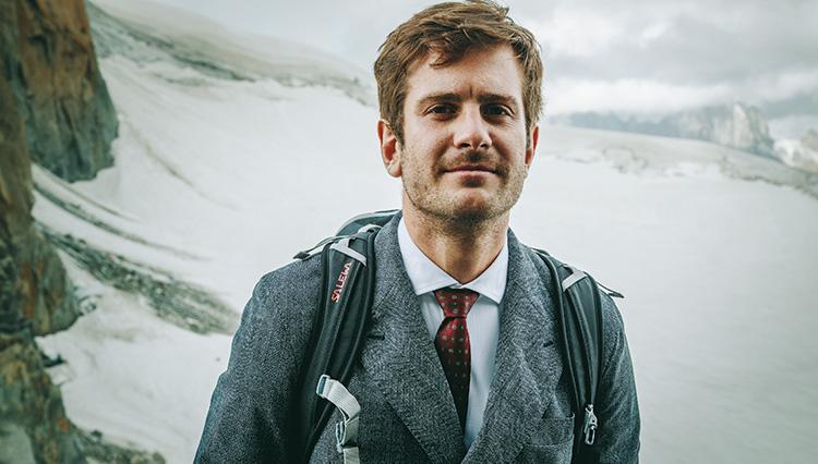 着たまま山にも登れる!?「トライアーノ」のセットアップの魅力とは?