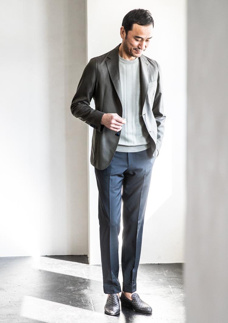 Cashmere Silk Jacket