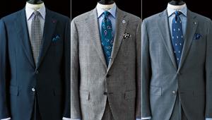 人気ブランドの「ストロング・ベーシックな定番スーツ」7選