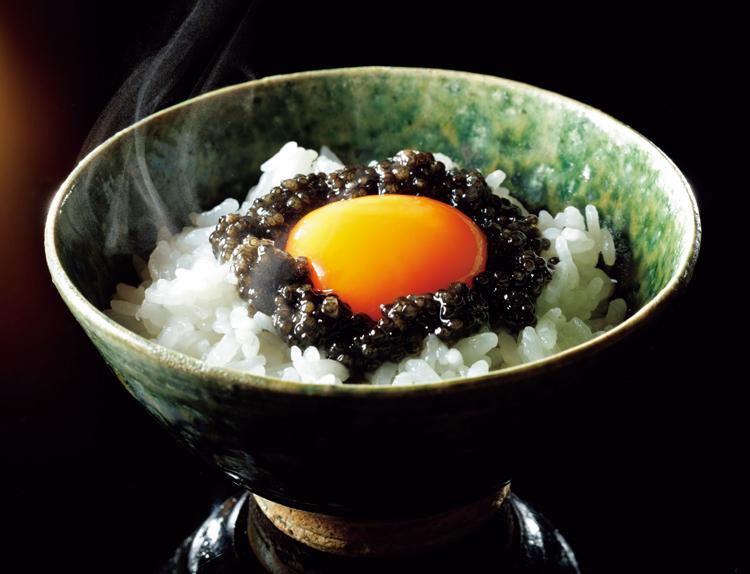 京都吉兆の「熟成うま味キャビア」