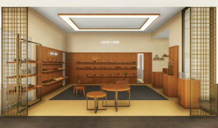 ジョンロブの新店舗
