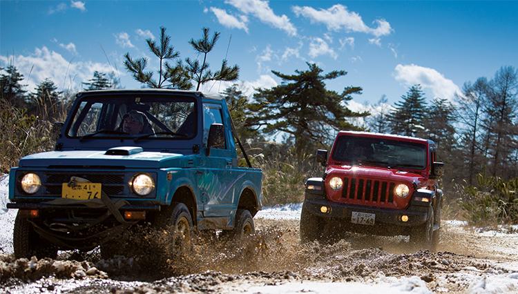 最強オフローダー「ジープ ラングラー」で雪と泥の本格悪路を走ってみたら…?