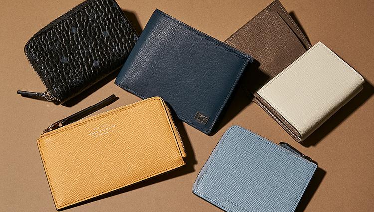 伊勢丹新宿店で「今、売れているミニ財布BEST5」は?