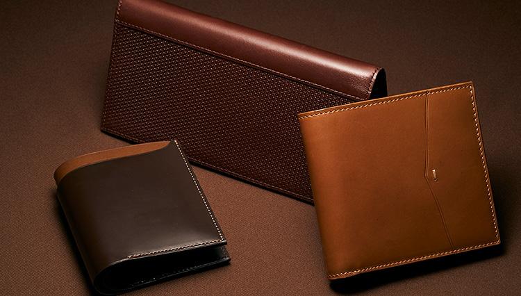 「本格靴ブランドの革財布」が、格をアピールできる理由