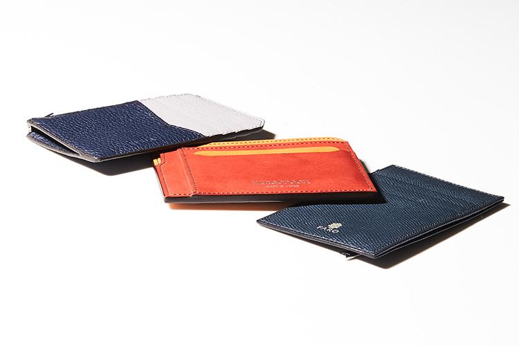 薄マチミニ財布