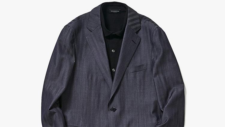 「ノータイでスーツ」は、どこまできちんと見せられる?