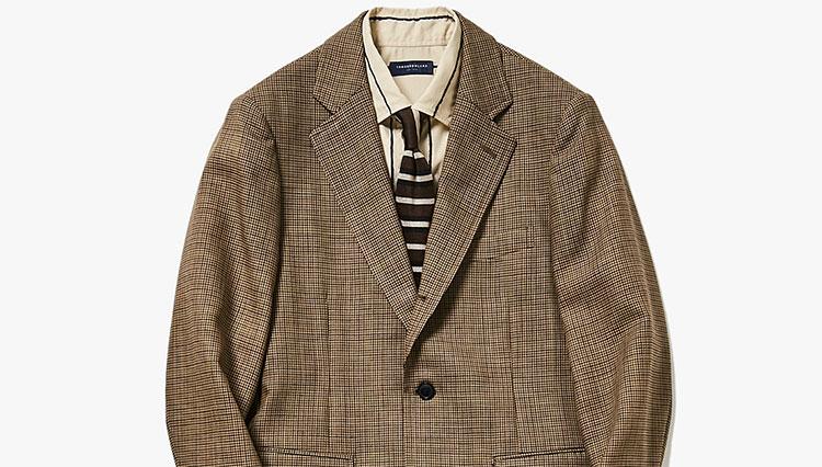 終日外回りの日も快適に過ごせるジャケット&パンツは?
