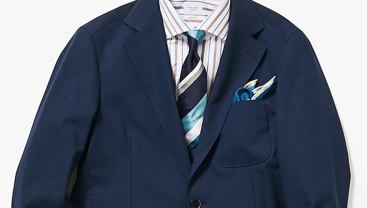 「柄シャツ×柄ネクタイ」を上手く組み合わせるコツは?