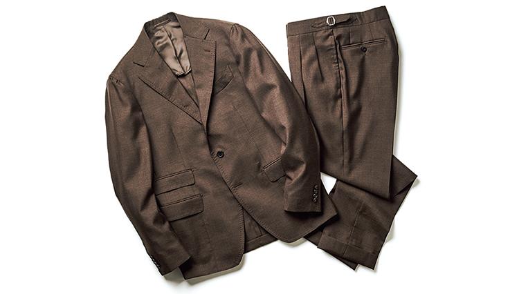 ビームス渾身のナポリ発「ティト アレグレットのモヘアシルクスーツ」どう着こなす?