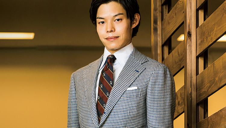 20代の若きCEOは、何を着るべき?【森岡 弘と考えるNEW LEADERSの新・勝負服】