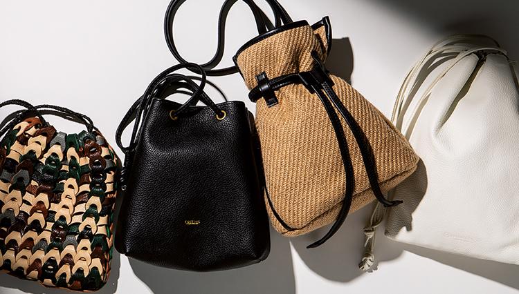 休日バッグの新勢力「巾着バッグ」をもう試したか?