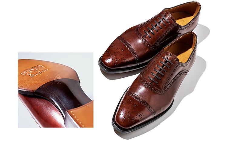 ペルフェットのビスポーク靴