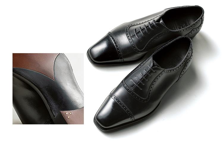 ガジアーノ&ガーリングのビスピーク靴