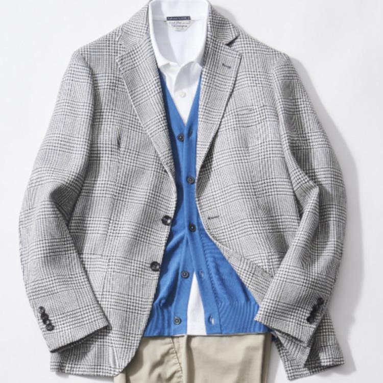 <p><strong>2位<br />ポロシャツを上品に着こなすコツは?【1分で出来るスーツのお洒落】</strong><br />休日に、ポロシャツを上品に見せるにはどんなコーディネートにしたらよいか? ポロにカーディガンだけでも品よく見えるが、さらにジャケットも羽織るとより上品な印象に。合わせるカーディガンの色はサックス系のきれいめなものを選ぶと、ジャケットとシャツの間に差し色として効いて、爽やかな印象にもなる。<br /> <small>(2020年4月号掲載)</small></p>