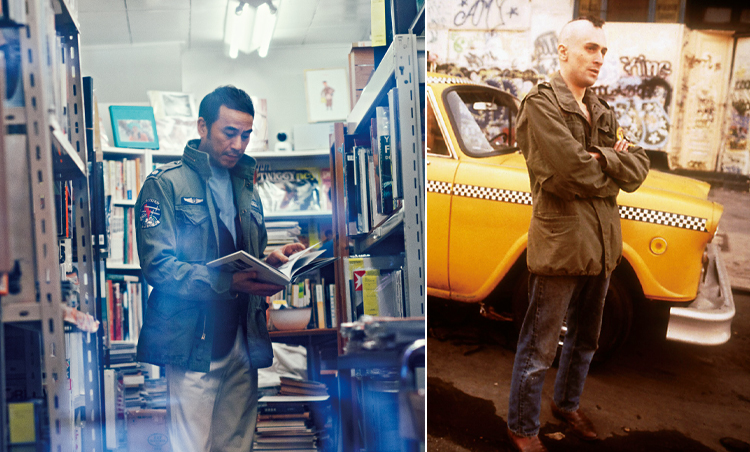 "<p>The Memory of Masterpiece…..<br /> <strong>【05】""TAXI DRIVER""</strong><figcaption>写真:Everett Collection/アフロ</figcaption>"