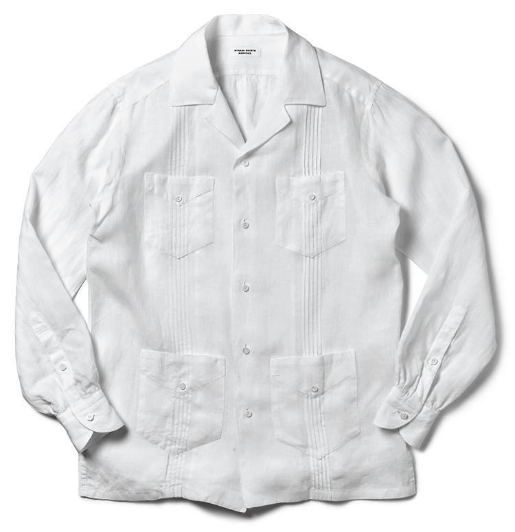 MINAMI SHIRTSのビスポークシャツ