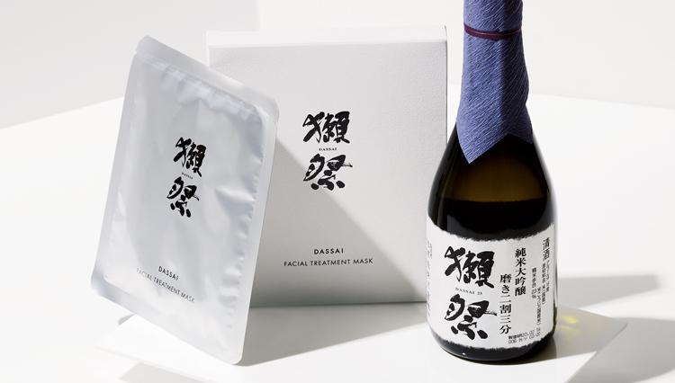 日本酒の獺祭(だっさい)から登場したフェイシャルマスクが理にかなっているワケ