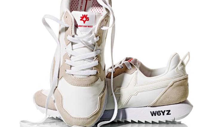 今季注目のイタリアンスニーカー「W6YZ」。なんて読むの?【ひと言ニュース】