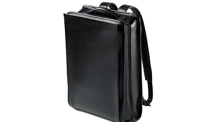 土屋鞄からビジネス仕様のレザーバックパックが登場【ひと言ニュース】
