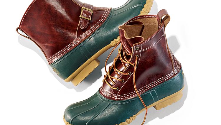ブリティッシュでクラシックなエル・エル・ビーンのブーツを発見!【ひと言ニュース】