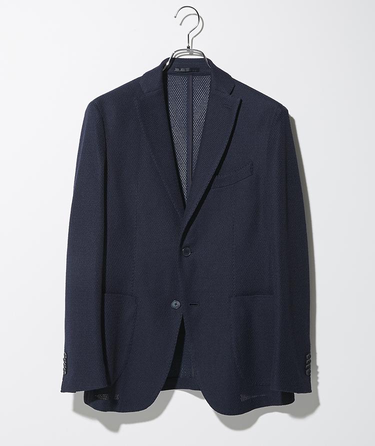 タカシマヤ 和紙混ジャージージャケット