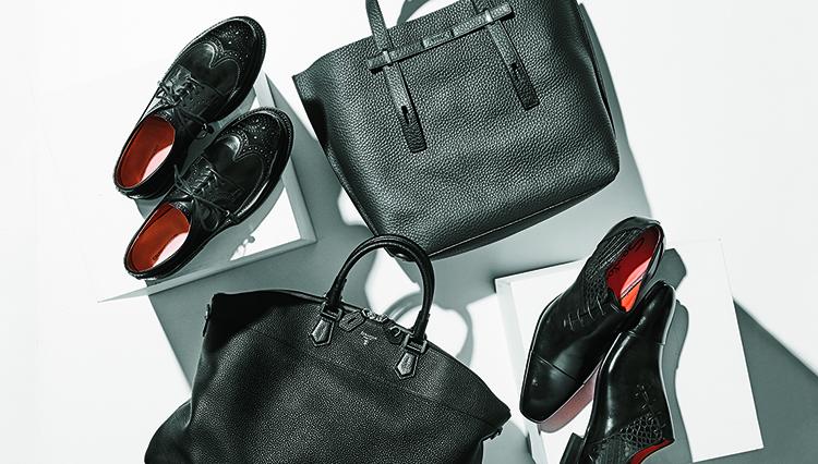 靴と鞄で「モダン映え」を狙うべし。今おすすめのブランドは?