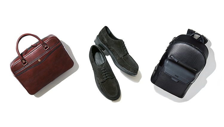 【2020春版】機能派の「靴と鞄」オススメ8選。アクティブなビジネスマンに最適なのは?