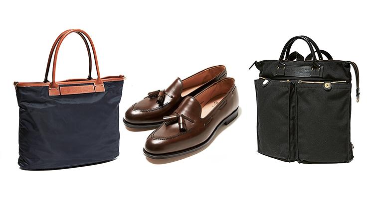 オンオフ二刀流のバッグ&シューズといえば、この2ブランドが最強ではないか