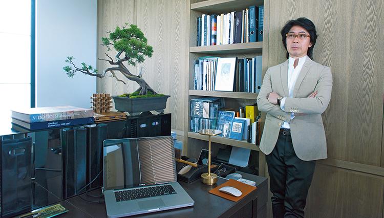 建築家・横掘健一さんが作った「自宅の仕事部屋」を拝見