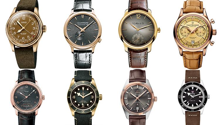 オメガ、チューダー他「ヴィンテージライクな人気ブランド腕時計」8選