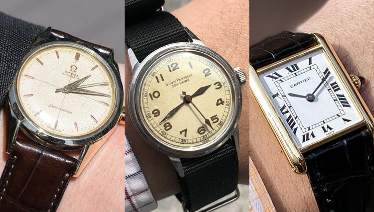 「愛用時計の腕元、見せてください!」ビームスの皆さんに聞いてみた