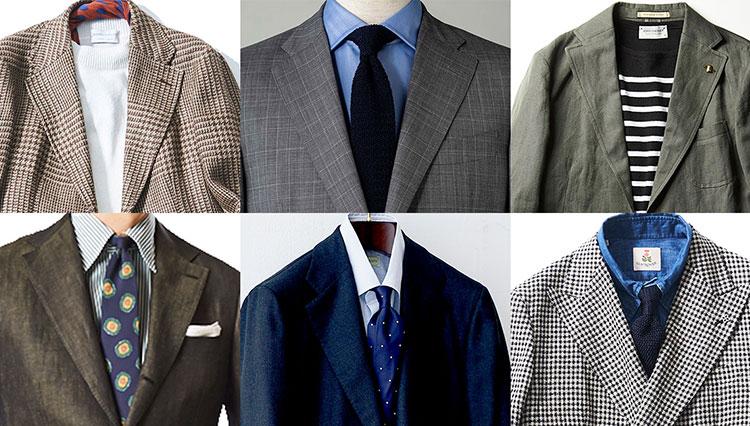4月に人気だった「スーツ&ジャケットの胸元」BEST10はコレだ!