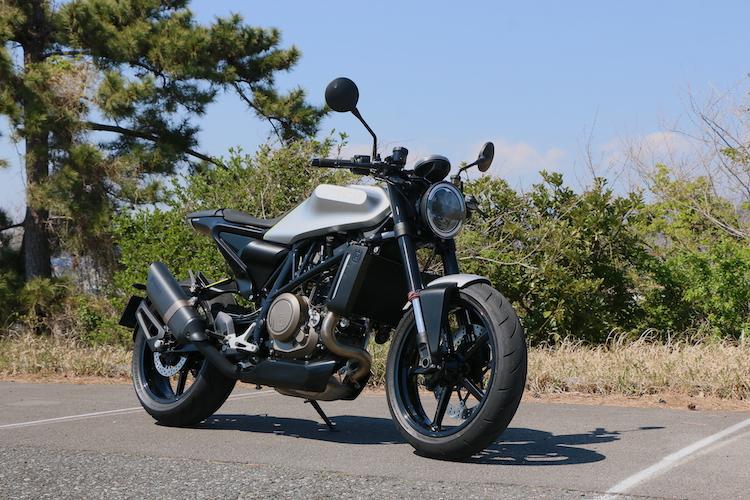 軽さを活かした単気筒スポーツバイク、ハスクバーナ「ヴィットピレン701」の魅力とは!?