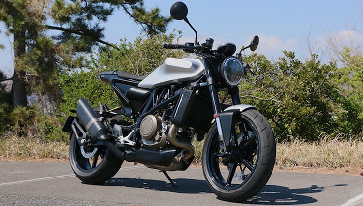 軽さを活かした単気筒スポーツバイク、ハスクバーナ「ヴィットピレン701」の魅力とは?