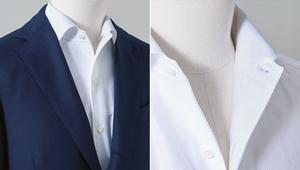 ノータイ姿がキマる「イタリアンカラー」ってどんな襟型?