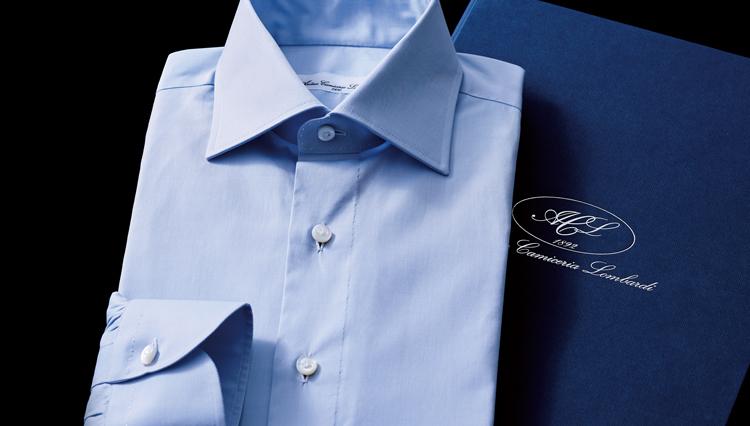 世界最高峰のオーダーシャツ「ロンバルディ」を知っているか?