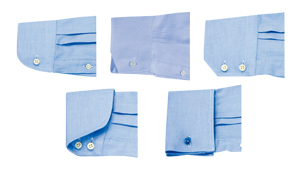 袖口の微差も大差!「シャツのカフ」の違いで印象はどう変わる?