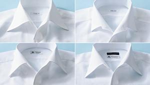 ノータイがキマる!人気シャツ4ブランドの「イタリアンカラー」を比較してみた!