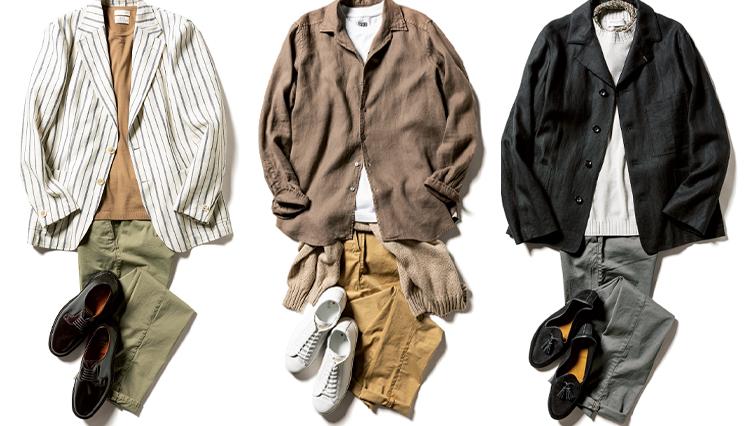 """「パンツのコーディネート」を、履きたい靴から""""逆算""""するテクニック"""