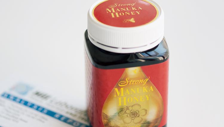 「密」に気をつけるべき今こそ、「蜜」に頼って免疫力アップ!
