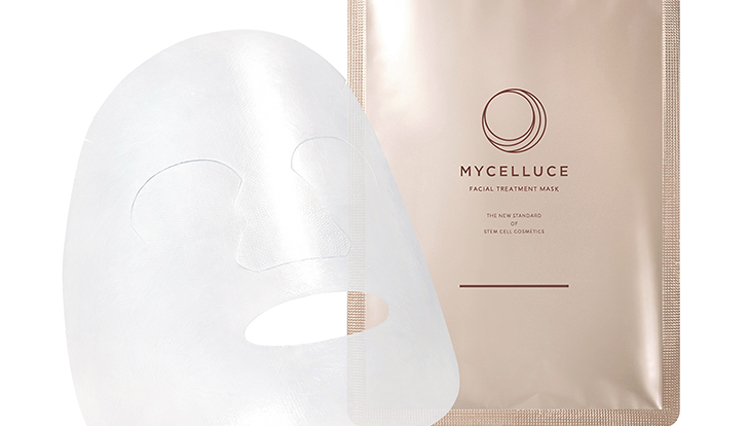 コラーゲンの生成をサポートするフェイシャルマスクでひと休み【ひと言ニュース】