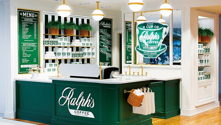 ラルフズ コーヒーも飲める「ポロ ラルフ ローレン ニュウマン横浜」【ひと言ニュース】