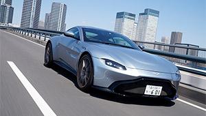 絵に描いたようなスーパーカーのエントリーモデル。フロントミッドシップの実力は?