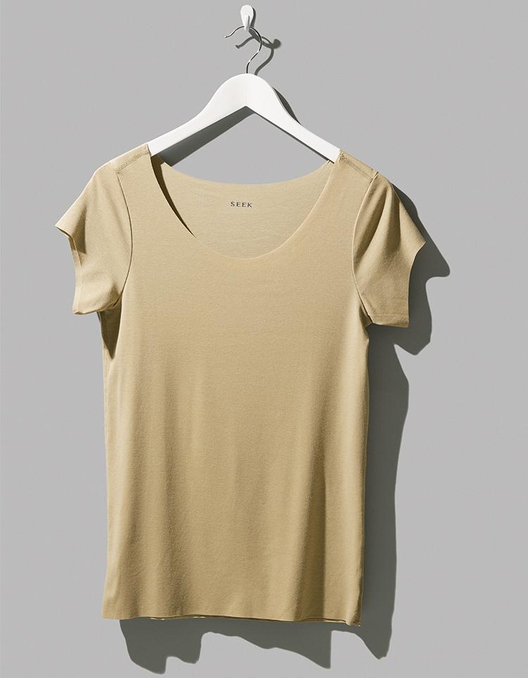 シークのカットオフ®Tシャツインナー