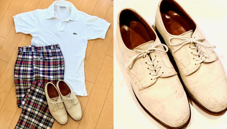 BEAMSに入社して、中村さんが初めて買った思い出の靴とは?